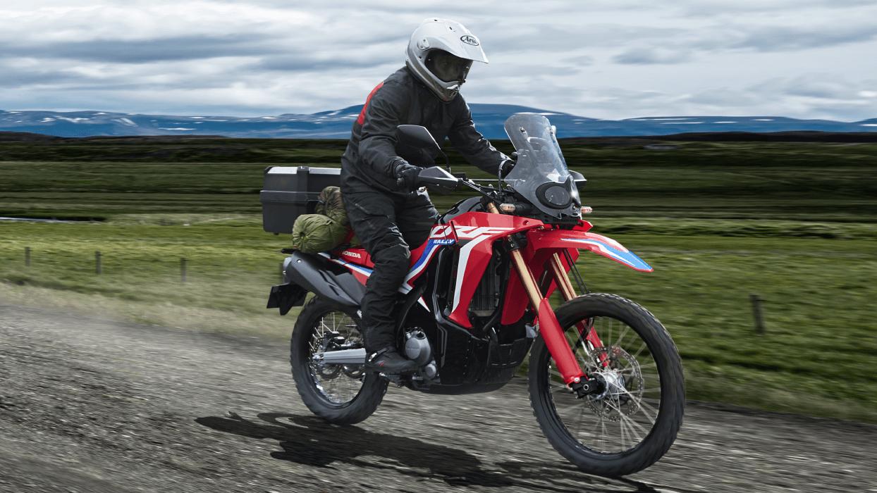 ▲ 2021 Honda CRF300L / Rally 導入確定,年底公布售價