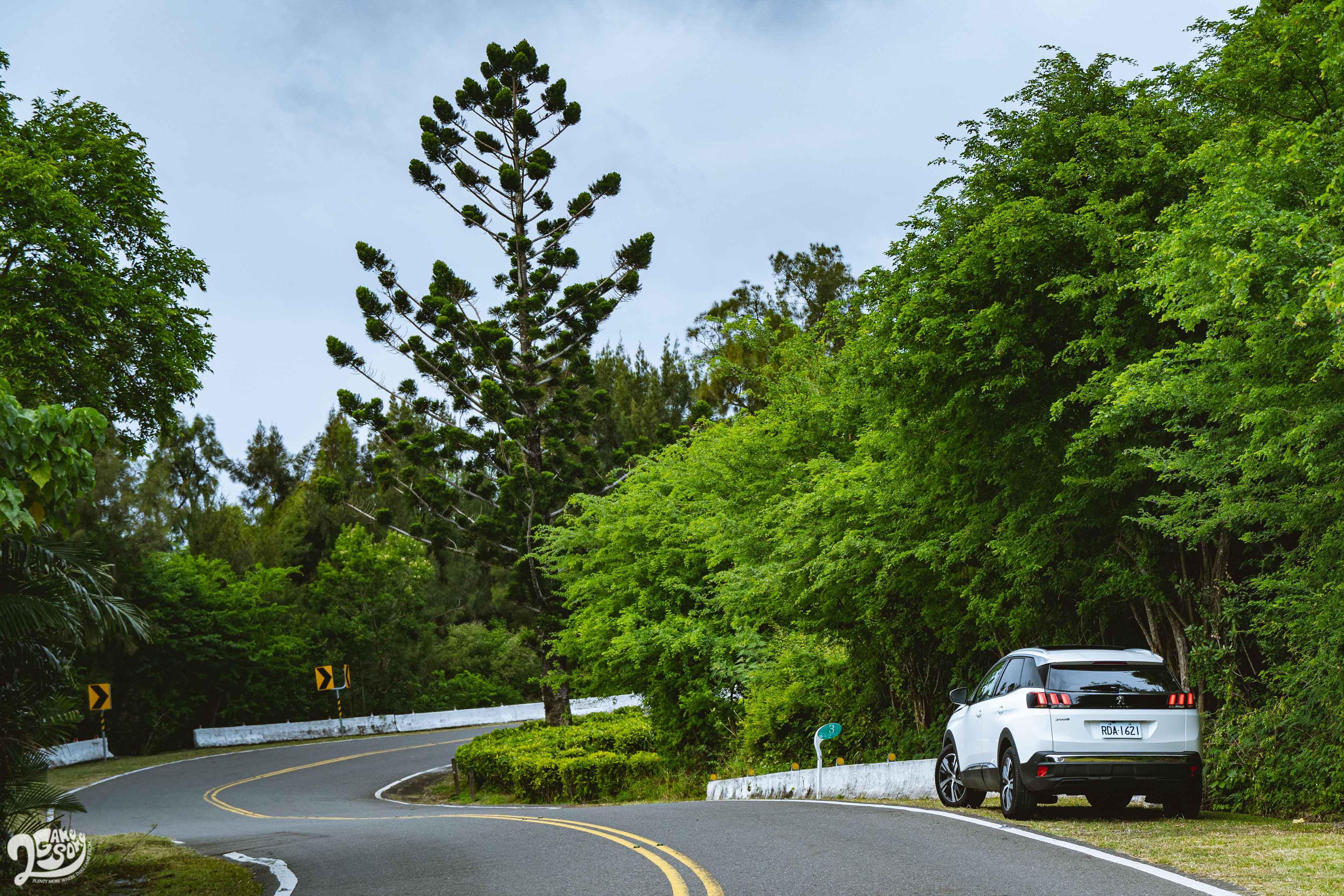 3008 擁有同級車罕見的行車質感和動態表現。