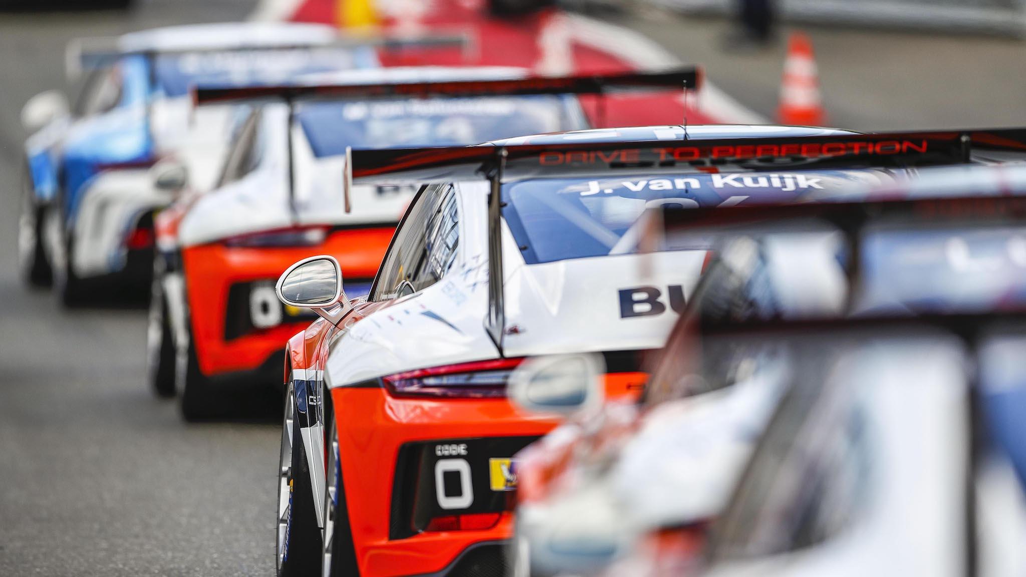 Porsche Mobil 1 Supercup 7 月 5 日回歸賽場,12 國車手同場角逐
