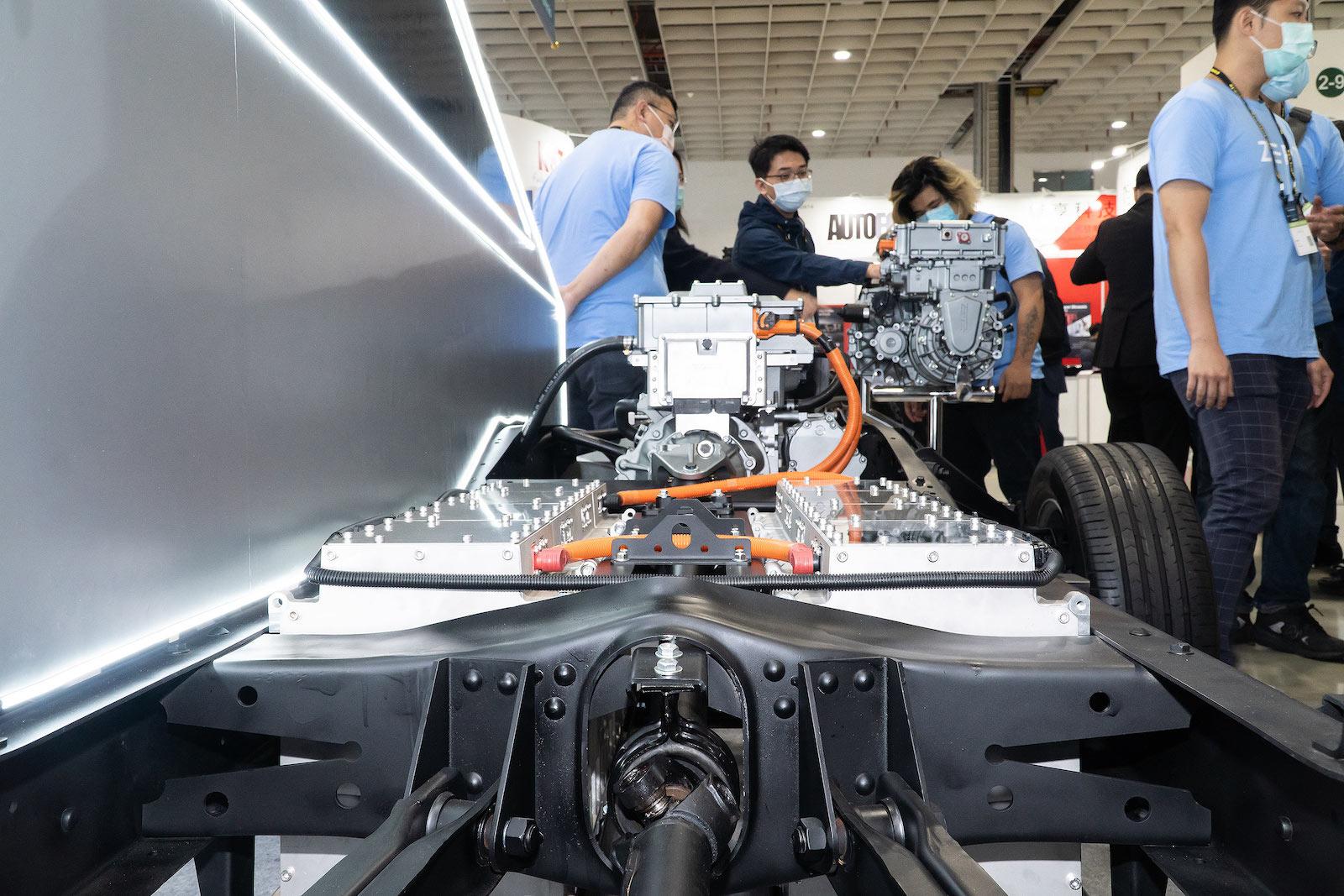 ZEPT捷能動力科技 2 款產品都已經有實裝經驗,完整性與可靠度都能接受檢驗。