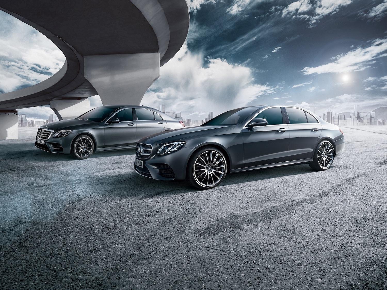 Mercedes-Benz 全車系指定年式享乙式保險與額外購車優惠。
