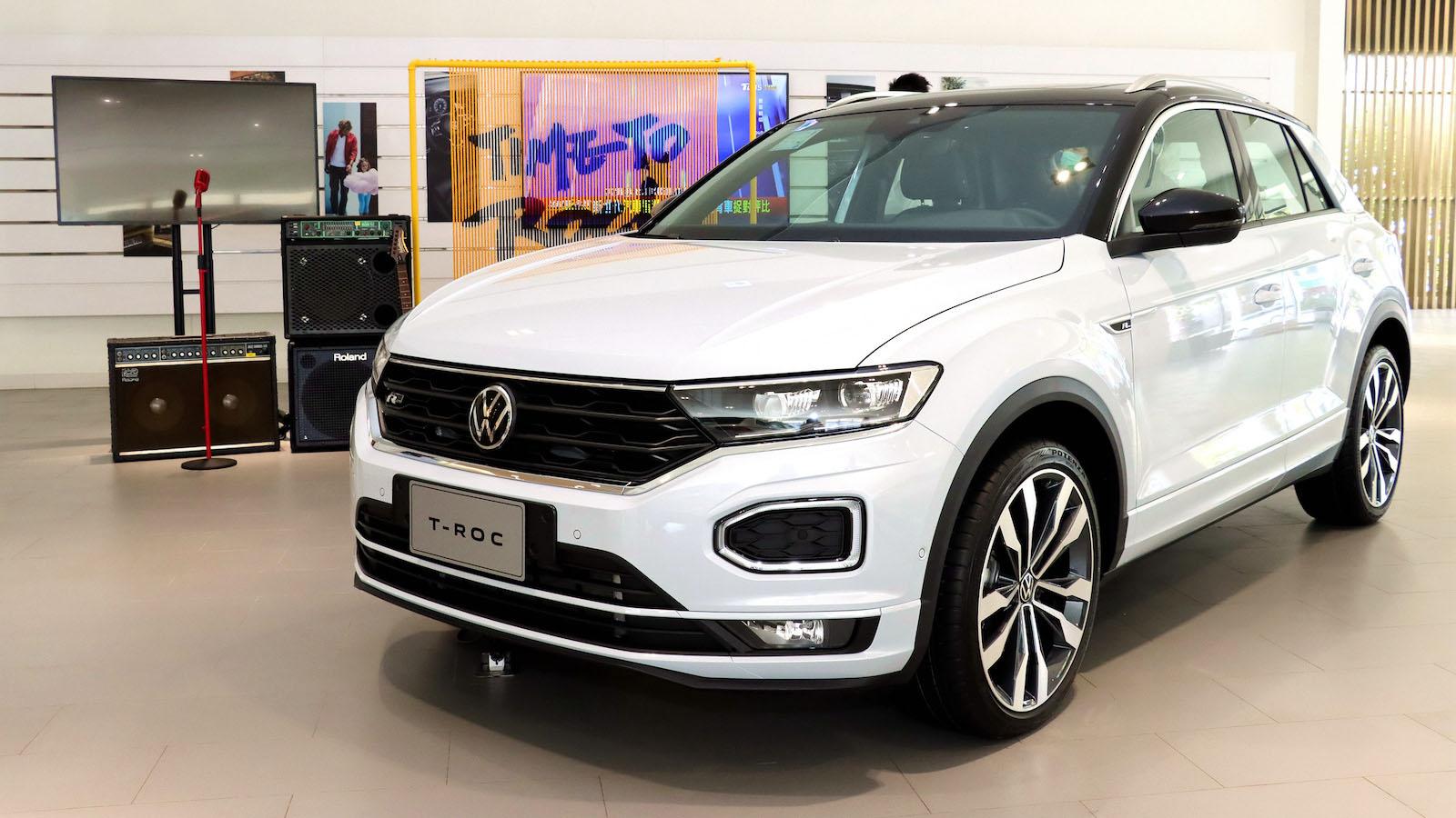 ▲ Volkswagen T-Roc 上市前最後賞車機會,展車資訊看這裡