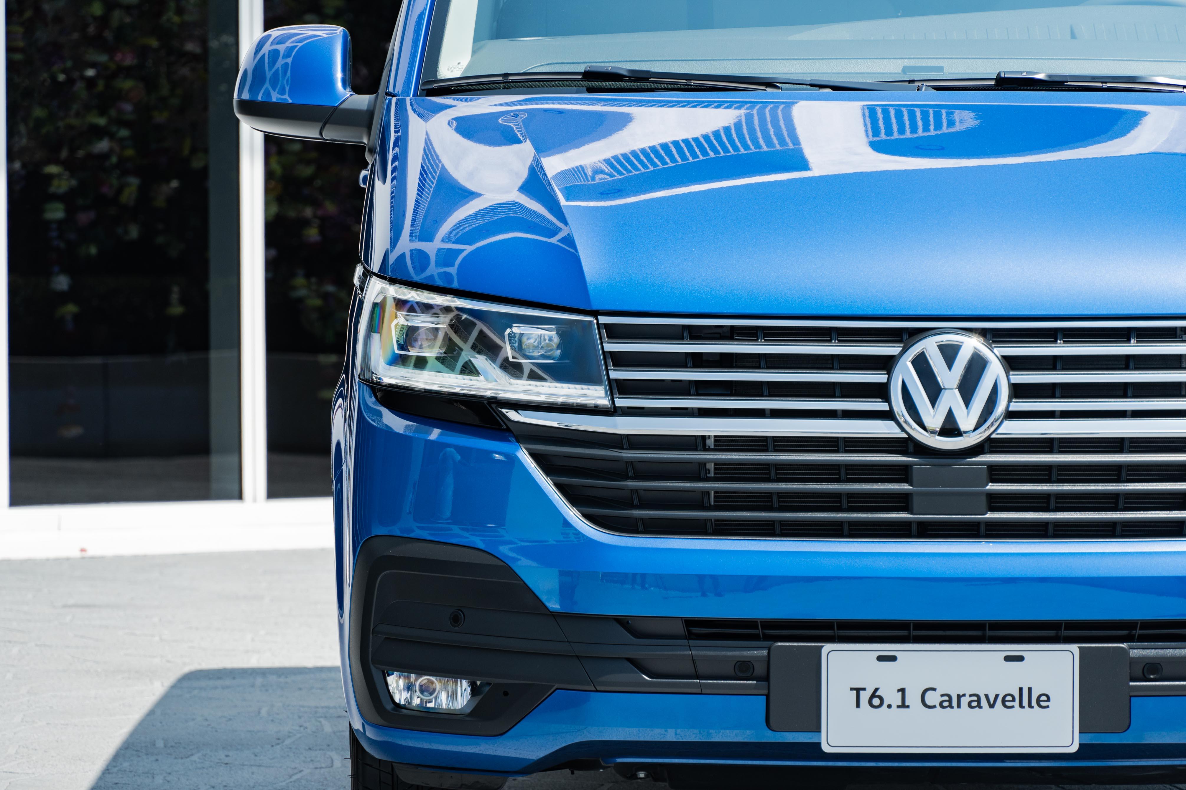 外觀設計採用新式樣大型水箱護罩、全新車頭保桿設計,199 以上車種也標配級距中罕見的 LED 頭尾燈及日行燈。
