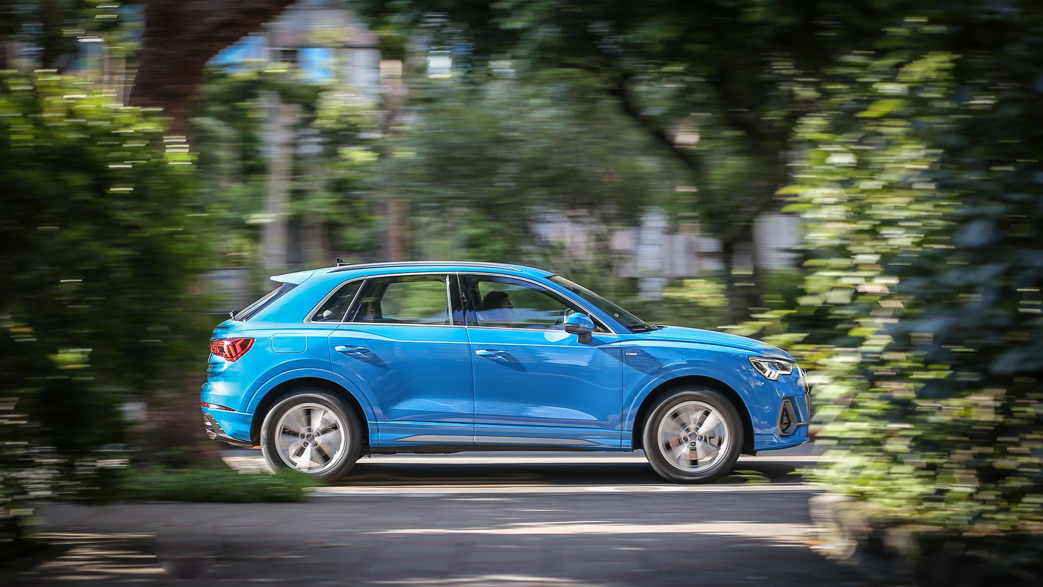 Audi Q3 有能力技壓對手嗎?就由 Q3 40 TFSI quattro S line 來下結論吧!