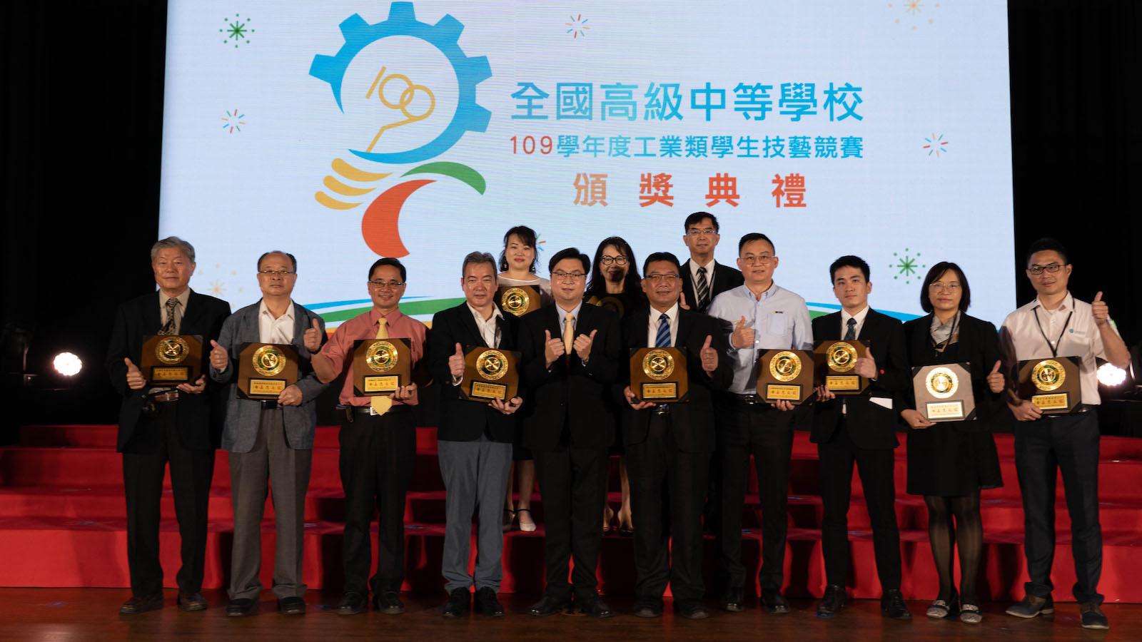 Honda Taiwan 擴大 Hybrid 引擎及重機捐贈 培育車輛工業技職人材