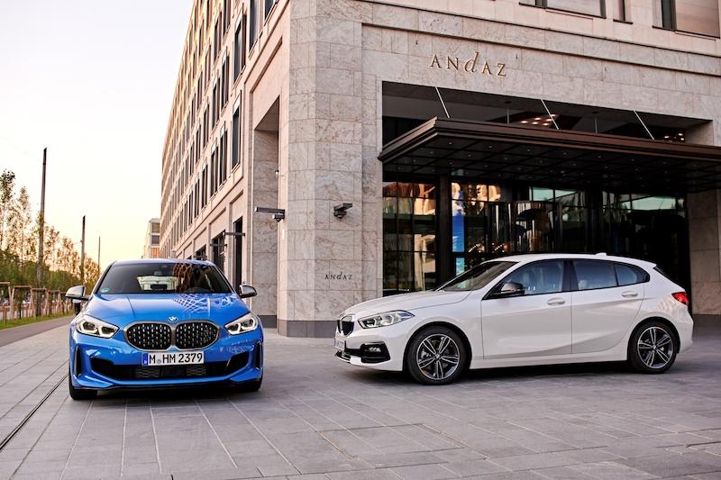 BMW 1系列本月交車享一年乙式全險及 100 萬 60 期 0 利率、首期免付;現金購車可享NT$20,000元BMW精品保養券。