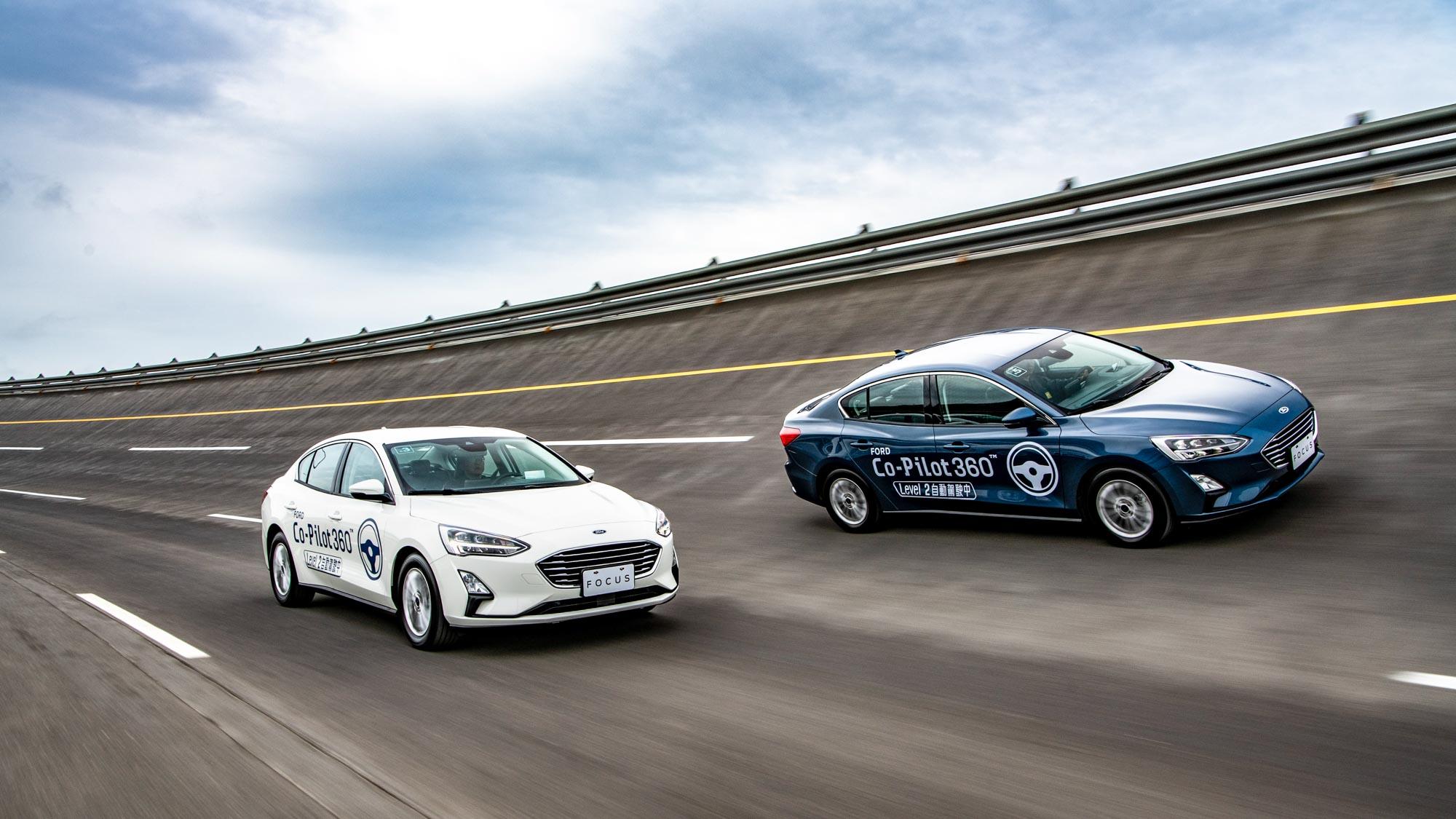Ford 全新 Focus 好像挺厲害?這三個同級第一你絕對要先看!