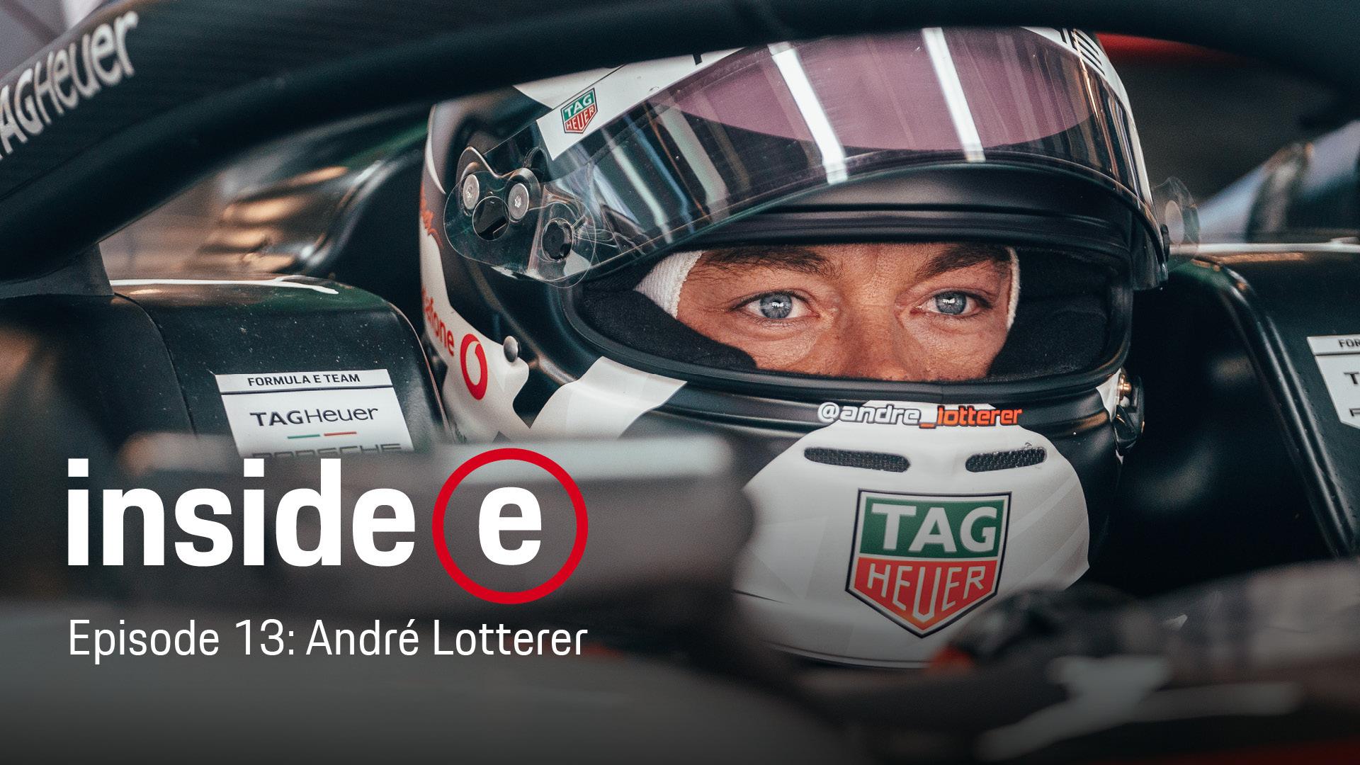 Porsche Formula E 最新 Podcast 出爐:與 André Lotterer 回顧成功賽季
