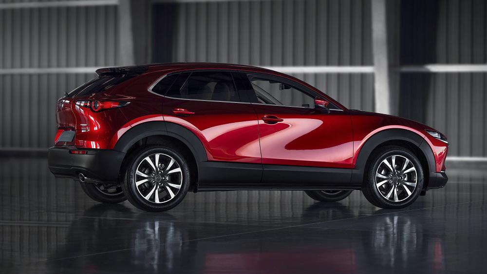 「近乎藝術等級」,Mazda CX-30 獲日本最佳設計大賞