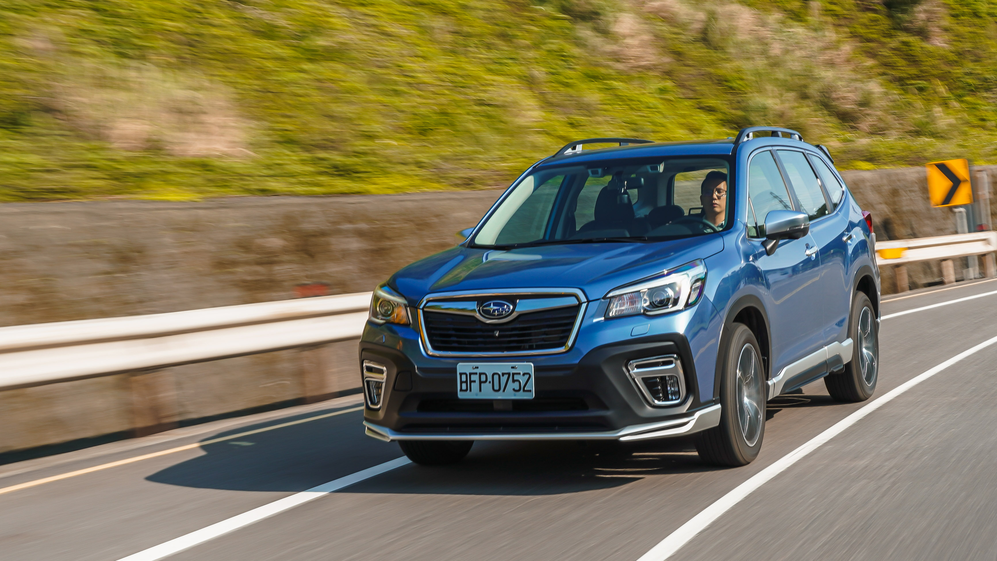 百萬級休旅?越野愛好者別忘了 Subaru Forester GT Edition
