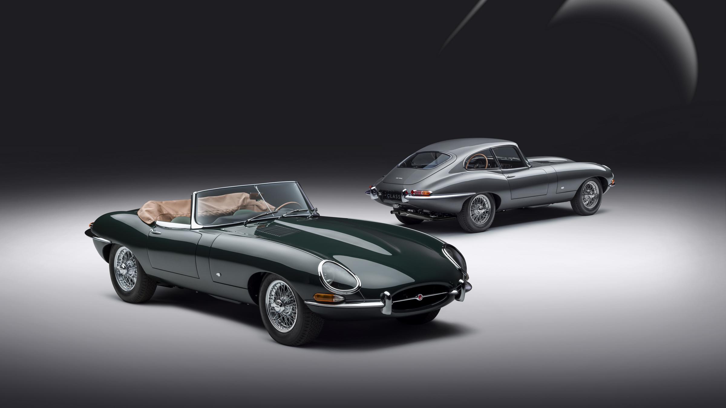 60 週年仍是尤物,Jaguar 推出致敬作品 E-Type 60 Collection