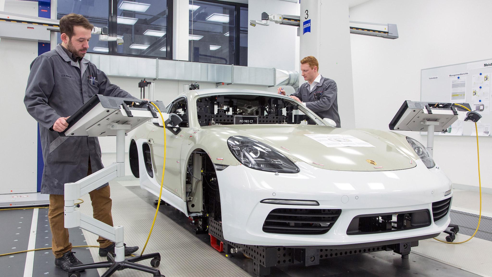 一訪 Porsche Quality Centre,揭秘造車品管流程