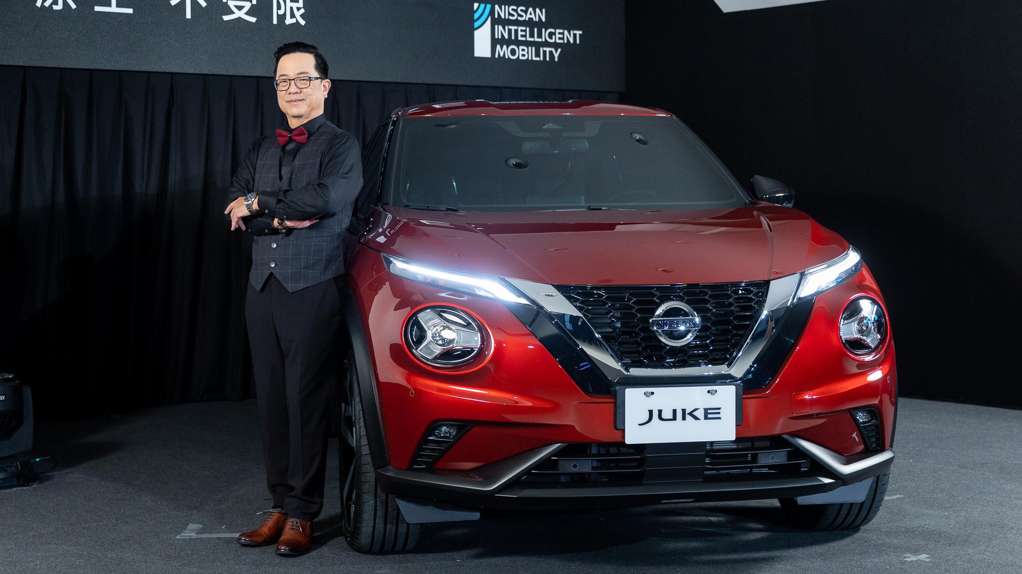 百萬內英倫跑旅 Nissan Juke 86.9 萬元起登場,頂規限量百台免費升級