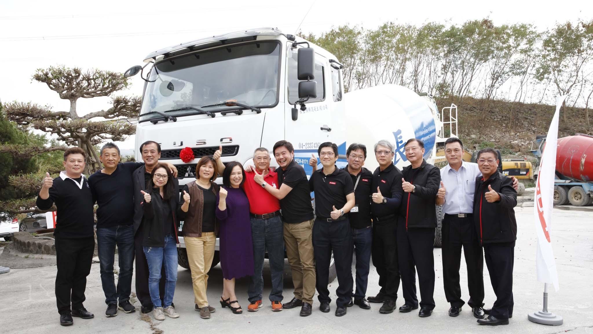 DTAT 成立第 20,000 台車主誕生,Fuso 大方送 50 萬購車基金