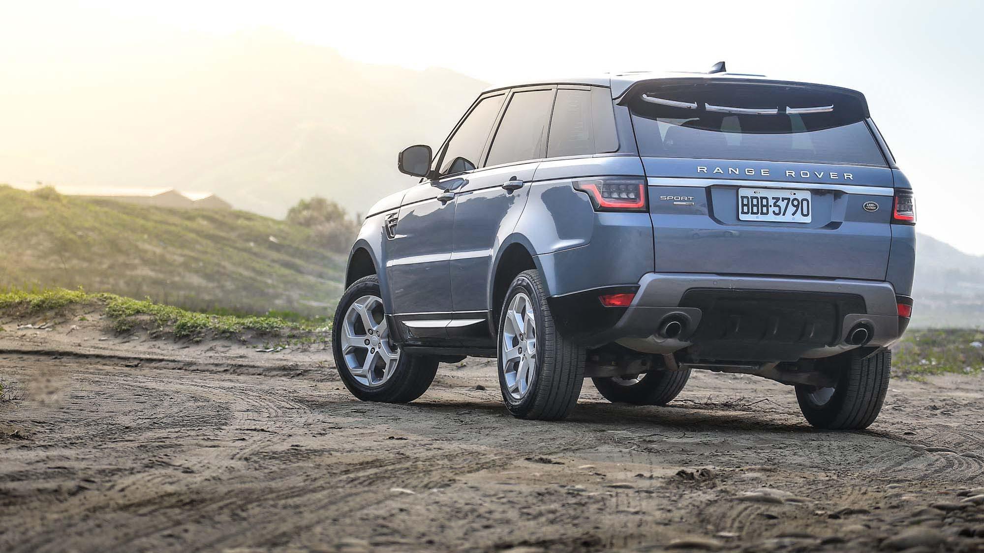 末日之戰,我只想開著 Range Rover Sport 應戰