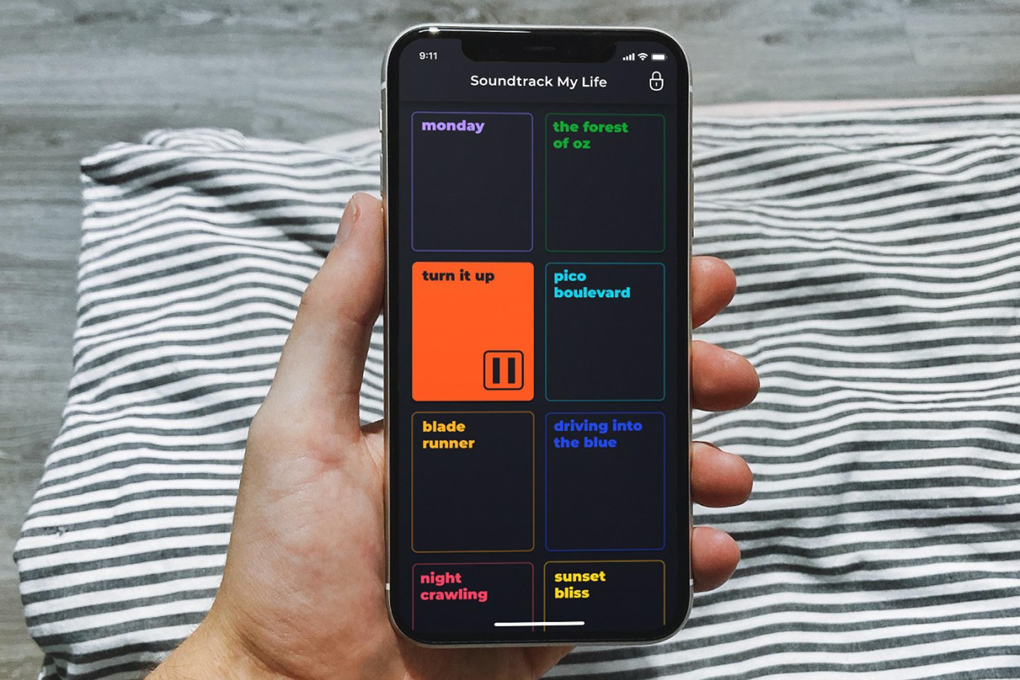 未來,Porsche Digital 所開發的 Soundtrack My Life 應用程式將編著專屬的音樂,陪伴車主每趟駕駛旅程。