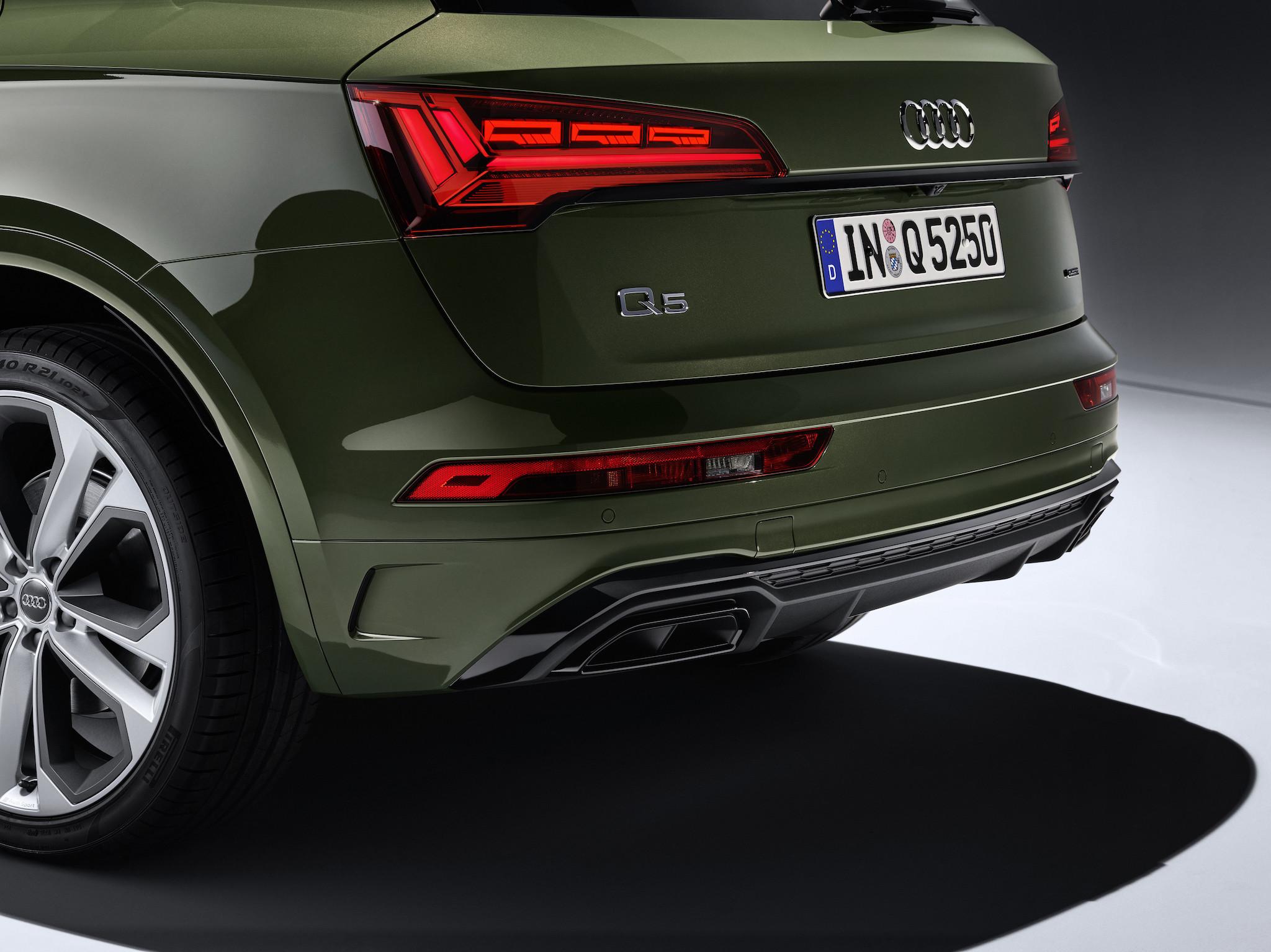 限量的 Edition One 車型,提供最新 OLED 尾燈套件與 19 吋鋁圈等多項升級配備。