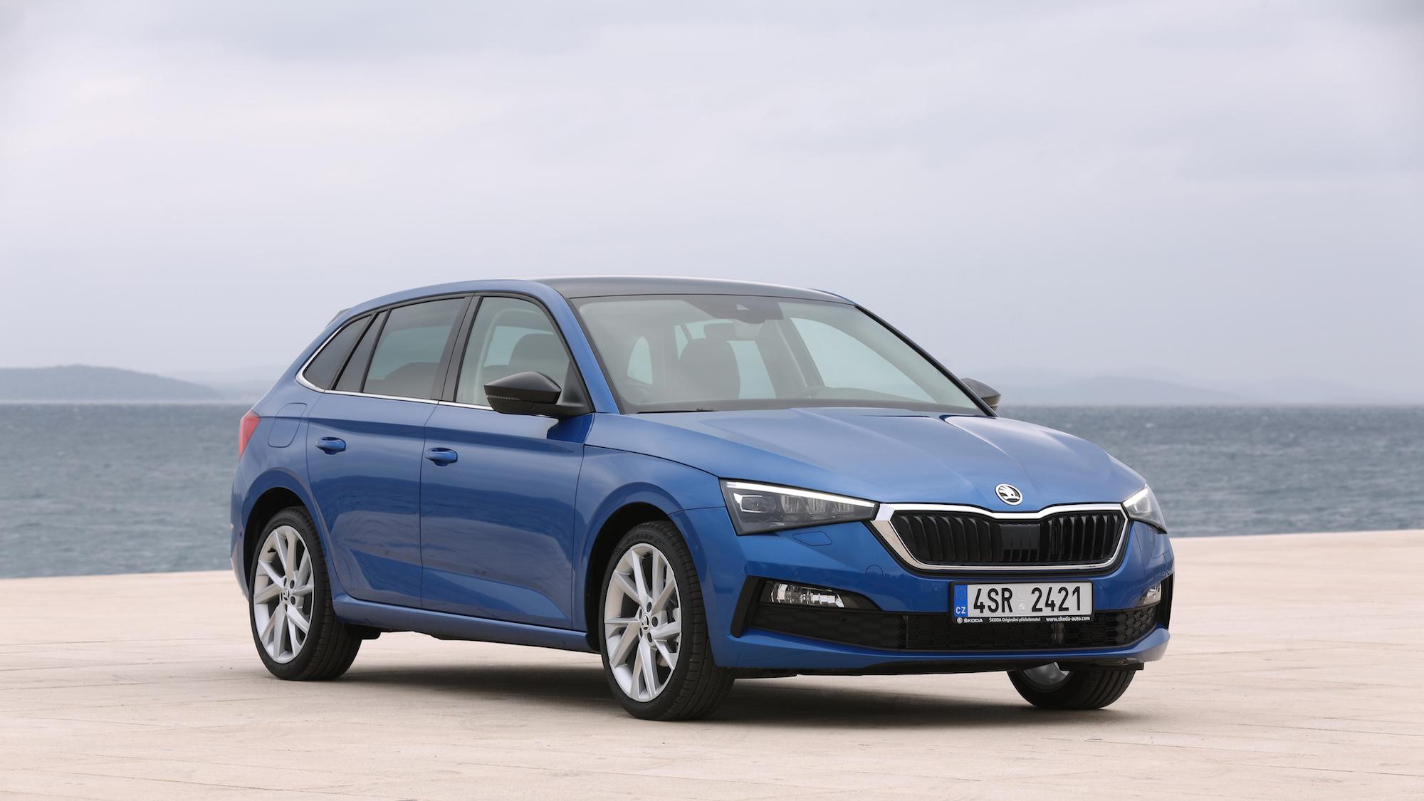 無懼疫情,Škoda Scala 首月訂單破 500 張