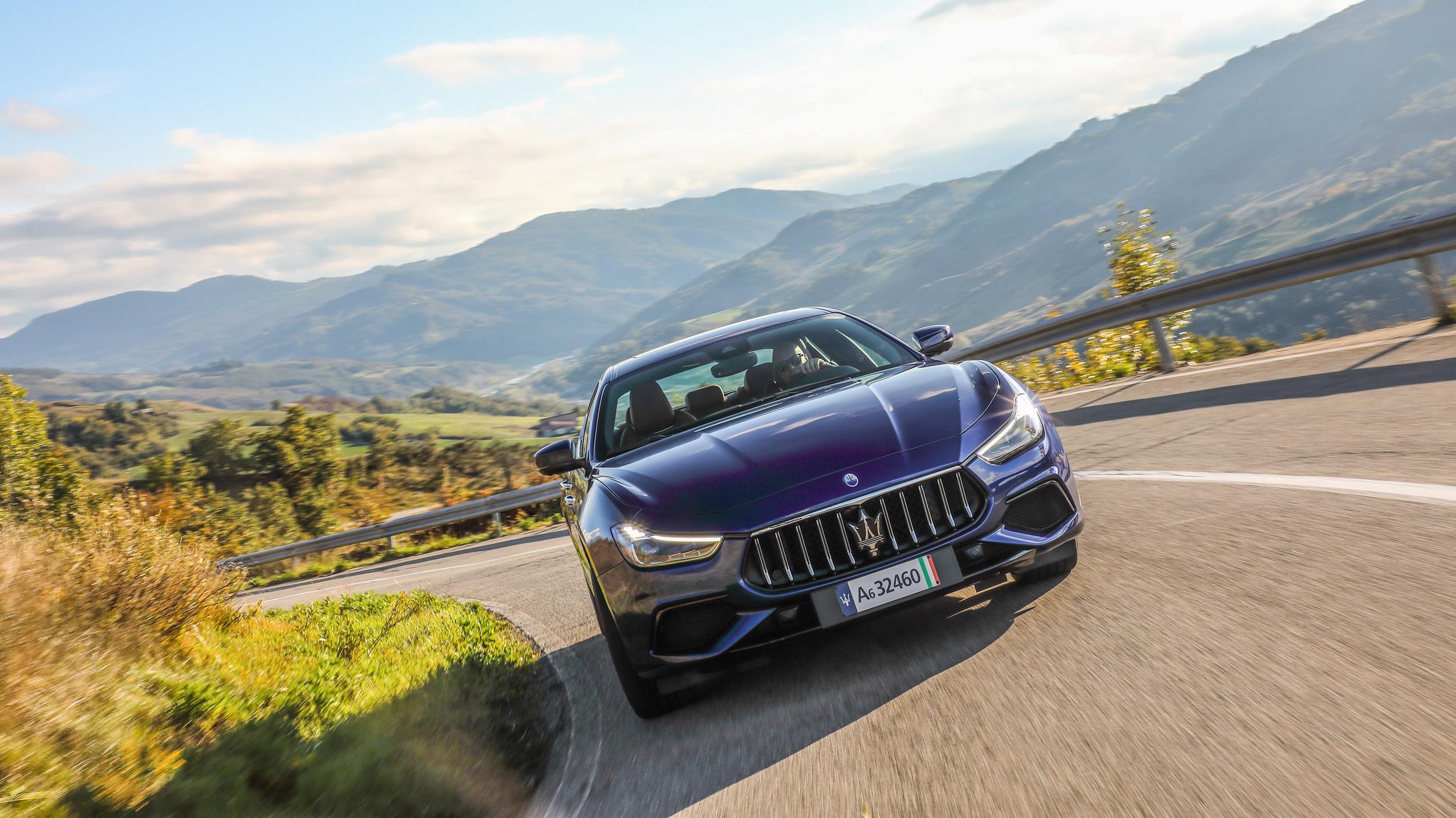 ▲ Maserati 20/21 年式 Ghibli 2.0 338 萬限量 10 席推出