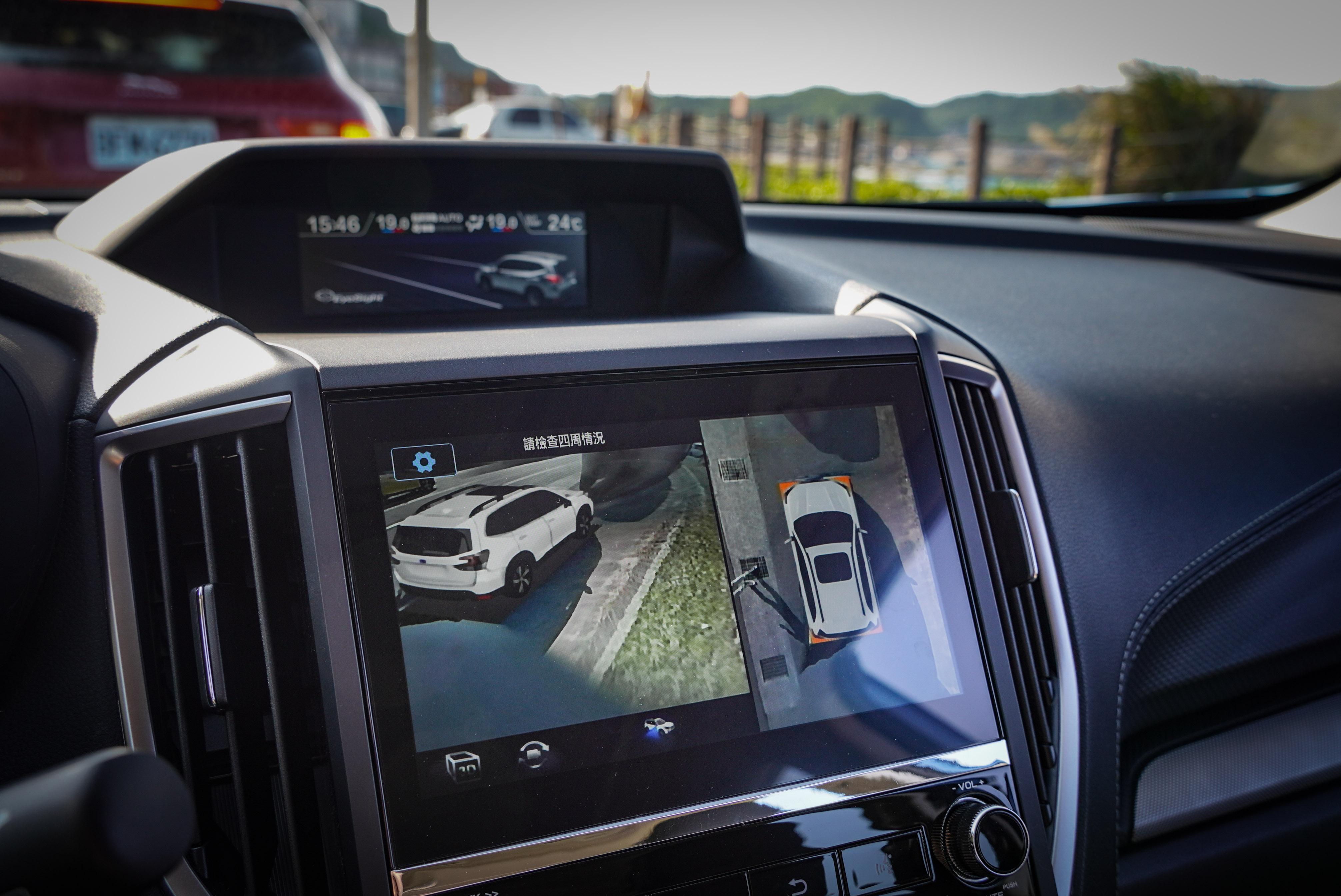 360 度環景影像系統是 GT Edition 重點項目。