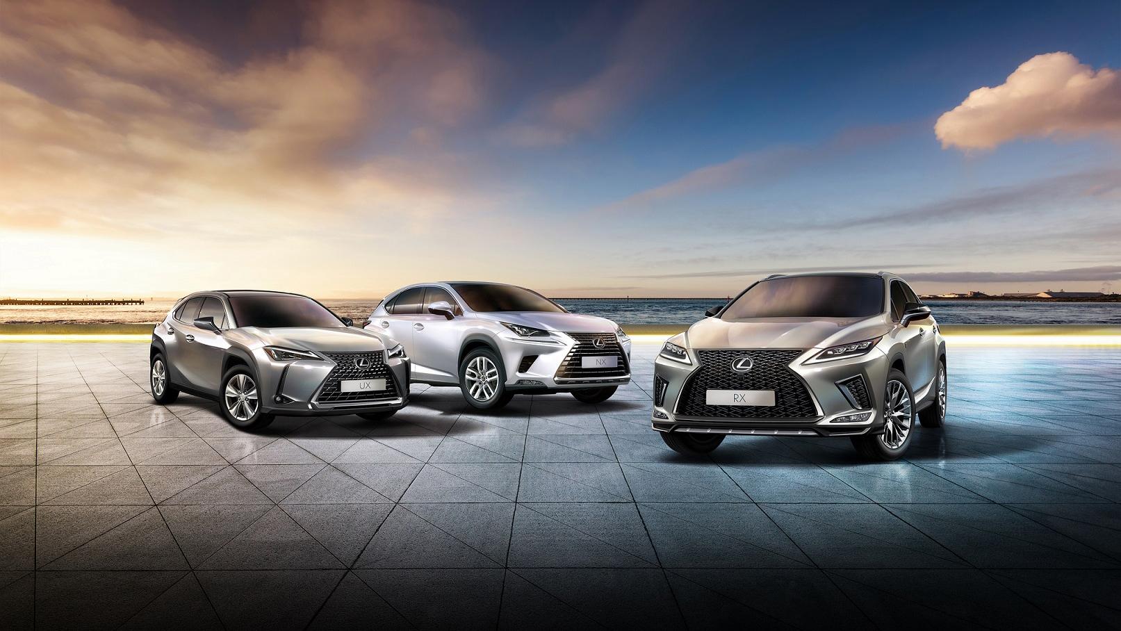 和泰元月強勁,市占創新高、RAV4 狂賣、Lexus 奪豪車冠軍