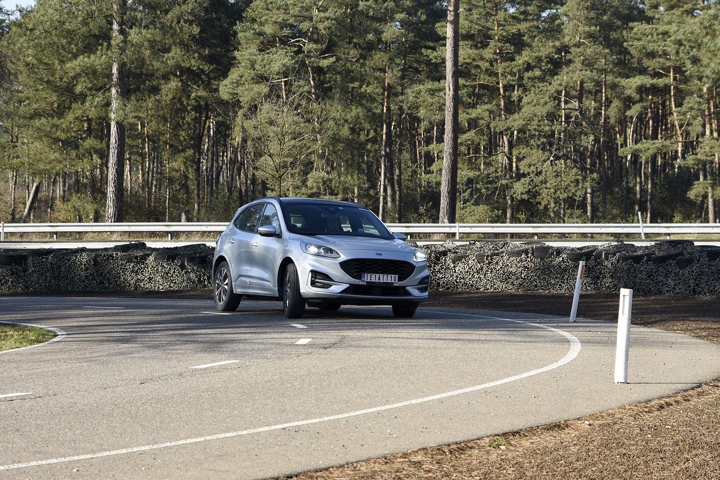比利時的「Lommel 車輛研究測試中心」是歐洲 Ford 最具指標性的測試場域,更是 Ford 調校操控的秘密基地。