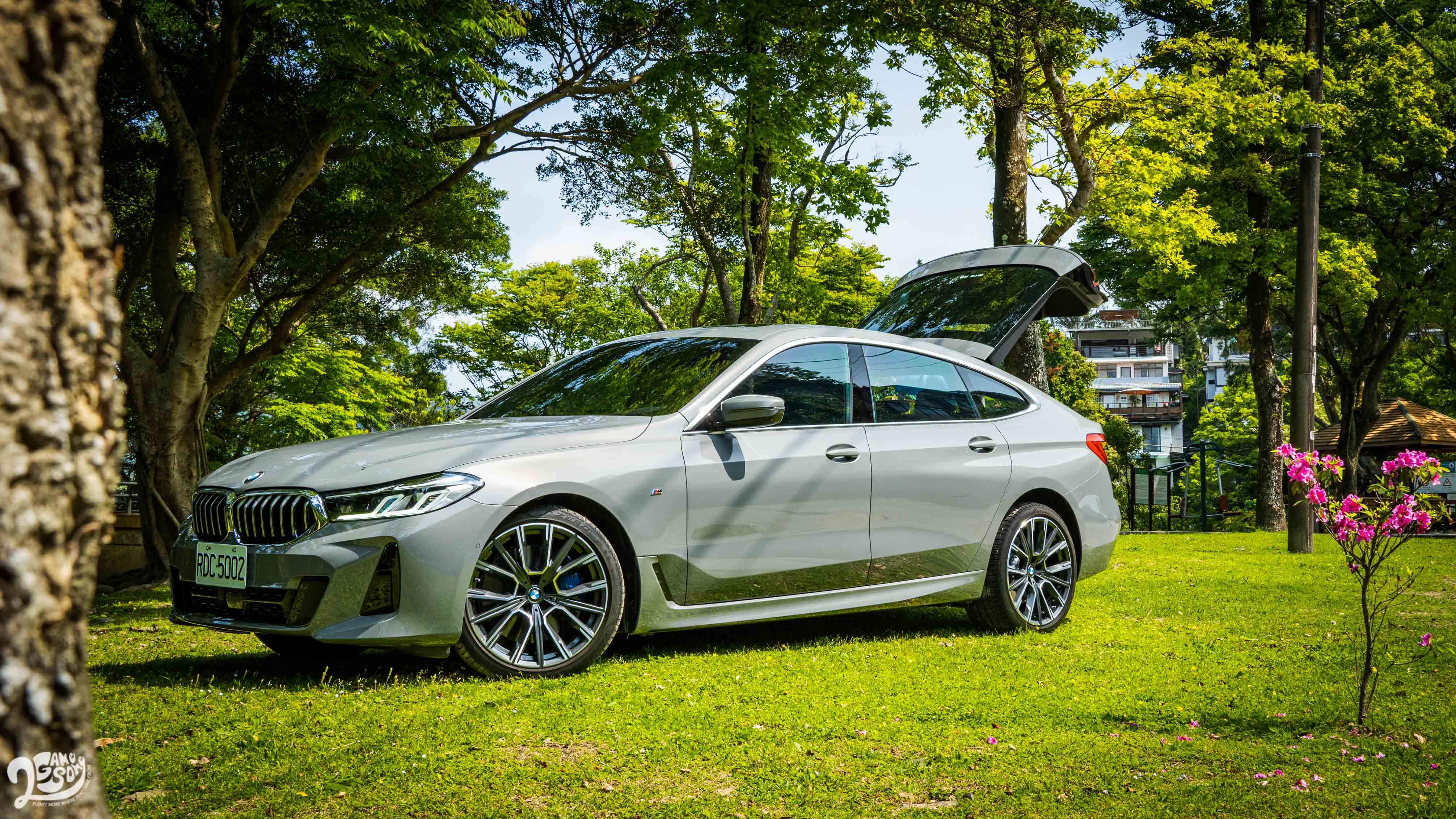 你意想不到的跨界好車:BMW 630i Gran Turismo M Sport