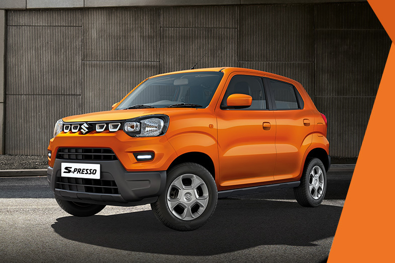 S-Presso 乃是由印度最大汽車製造商 Maruti Suzuki 所推出且生產的小型跨界休旅車型。