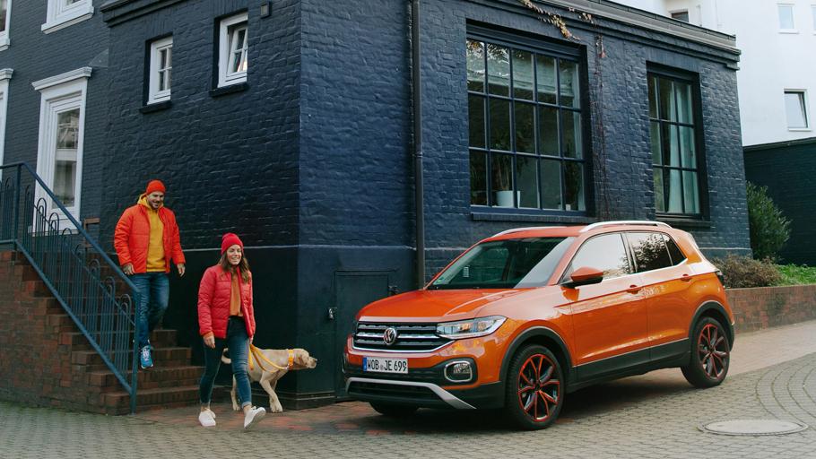 VW T-Cross 正 21年式 82.8 萬起升級無線 CarPlay