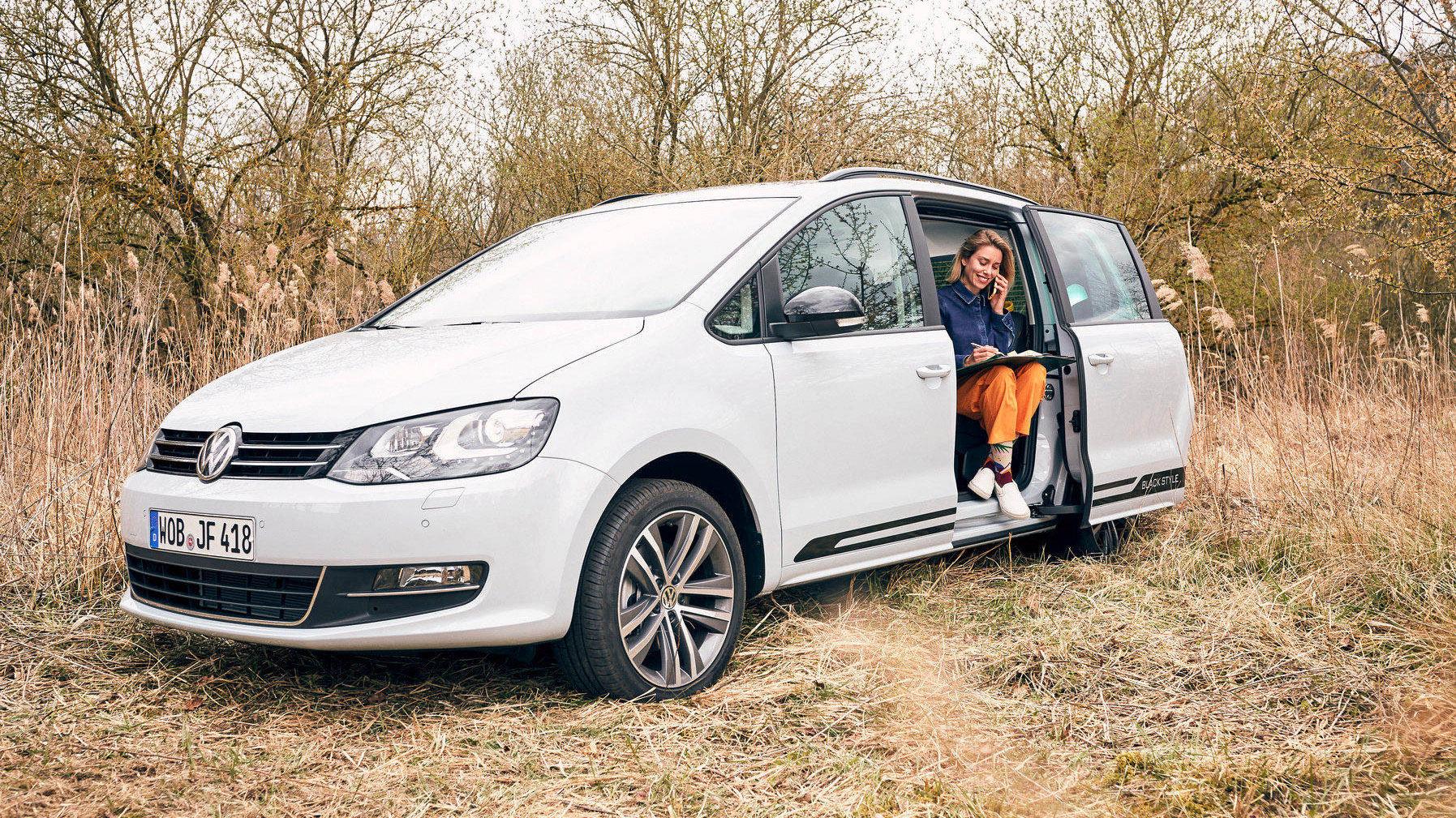 一兼多顧的防疫好選擇,Volkswagen Sharan 156.8 萬就有