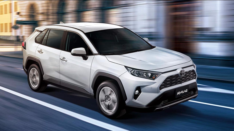 進口五人座休旅銷售王是 Toyota RAV4,那你知道七人座銷售王是誰嗎?