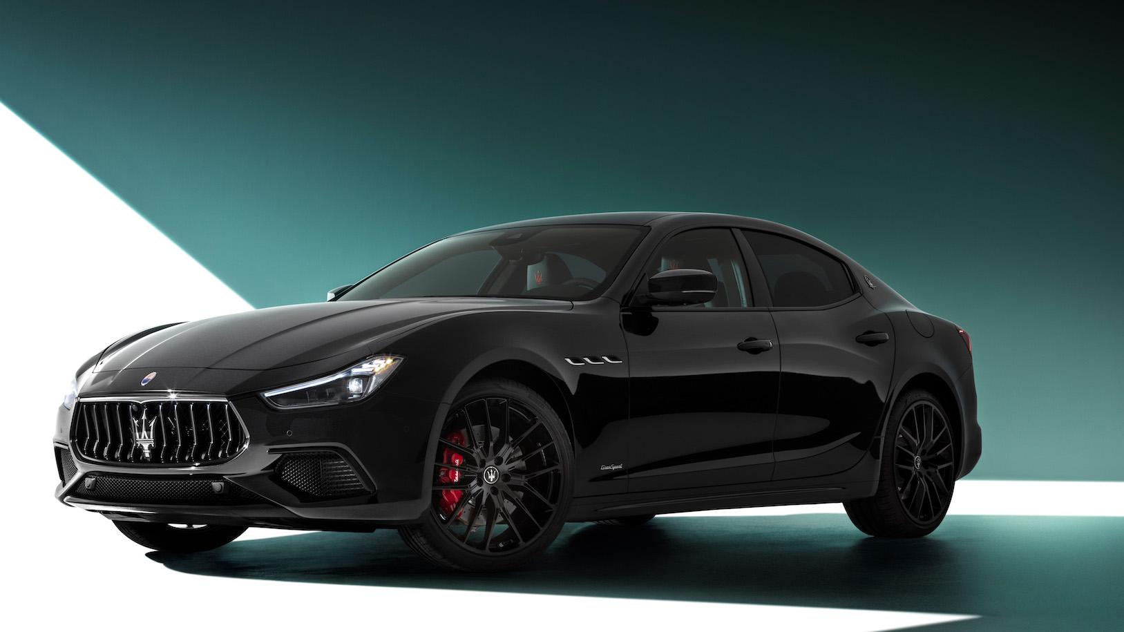 小改款 Maserati Ghibli、Quattroporte 科技升級 378 萬起正式抵台