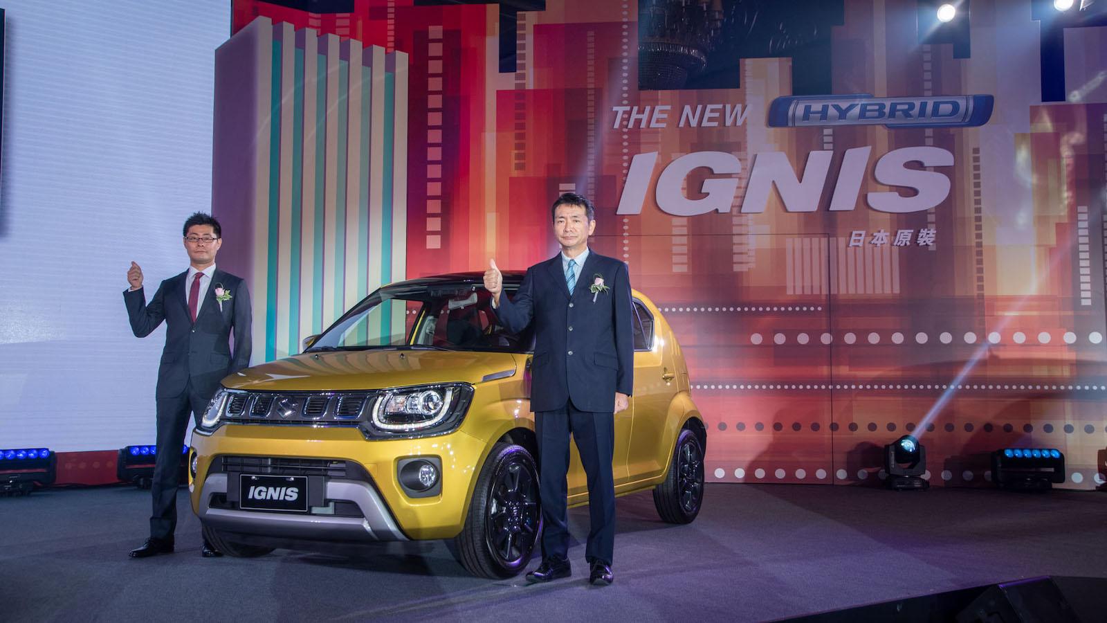 省油省稅金!Suzuki Ignis 輕油電小車 68 萬起正式登場