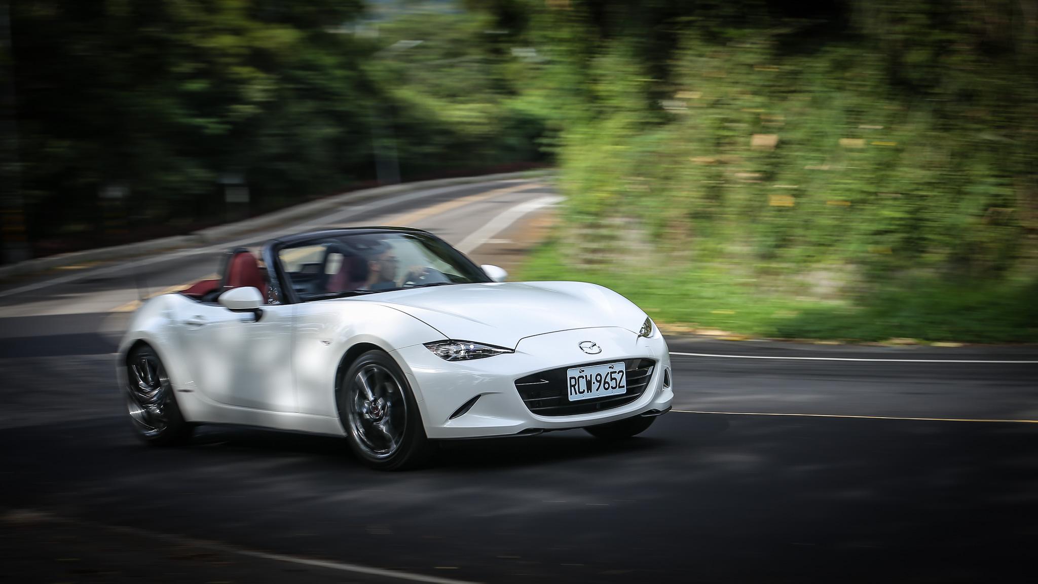 百年的韻味,Mazda MX-5 100 週年紀念車散發精髓