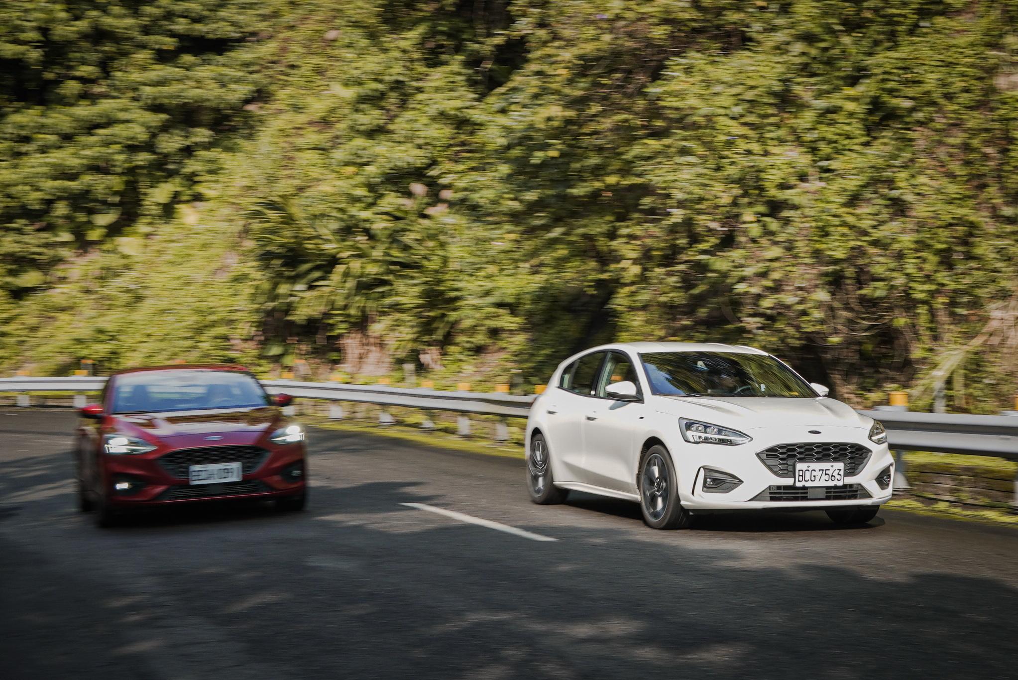 旗艦型售價 92.9 萬元,與 Ford Focus ST-Line Lommel 強碰。