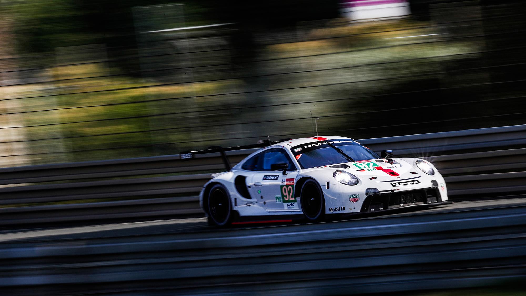 最極限的 24 小時利曼耐力賽!Porsche 911 RSR 的壓力測試