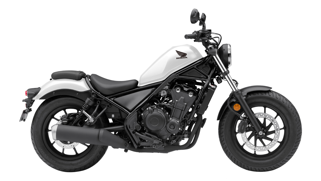 Honda Rebel500 / Rebel500 S 28.8、29.8 萬風格登場
