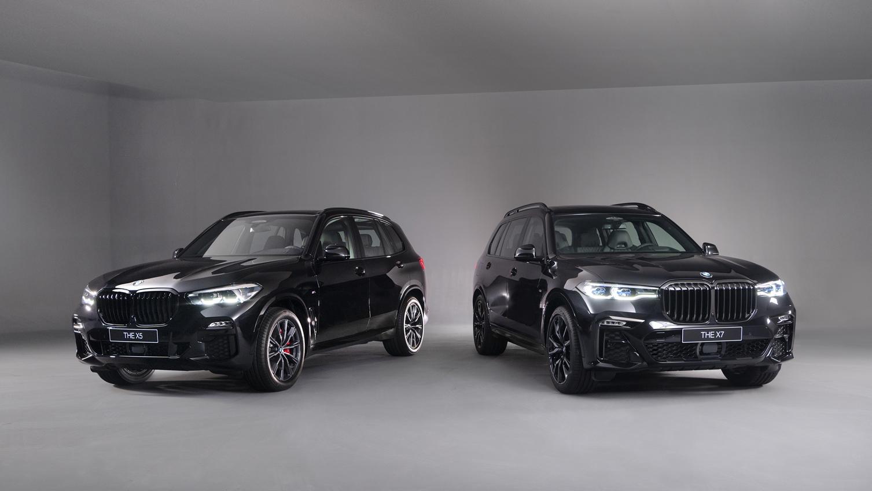 BMW X5、X7 Dark Knight曜黑版 409 萬起限量登場