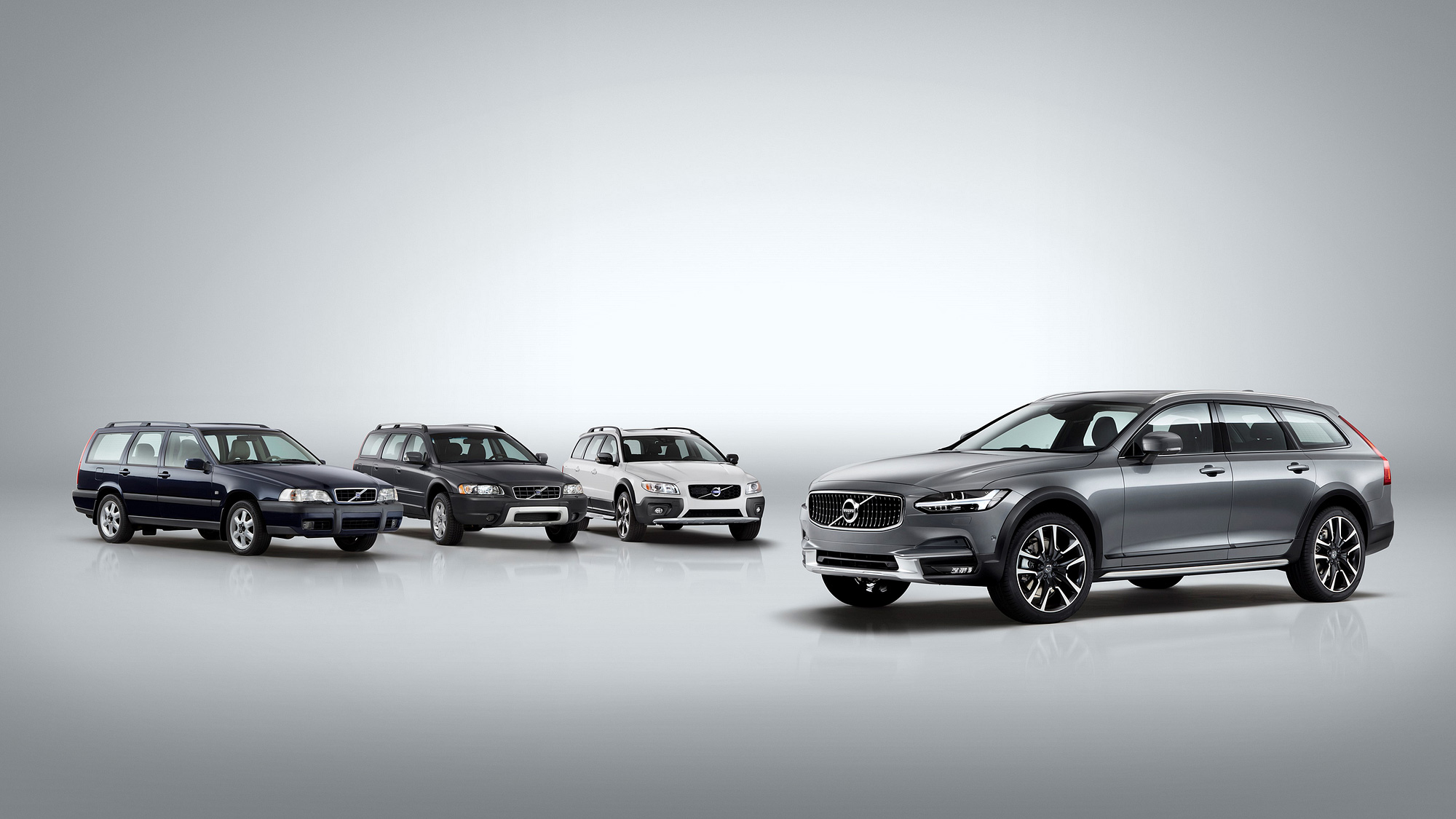 Volvo V90 Cross Country 獲 Digital Trends 最佳豪華家庭車款肯定