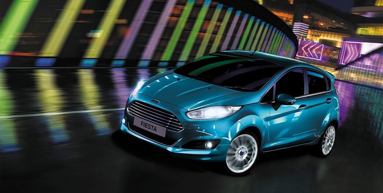 Ford Fiesta 享舊換新現金價 59.9 萬元及 1 萬元配件金,還可再抽勞力士名錶。