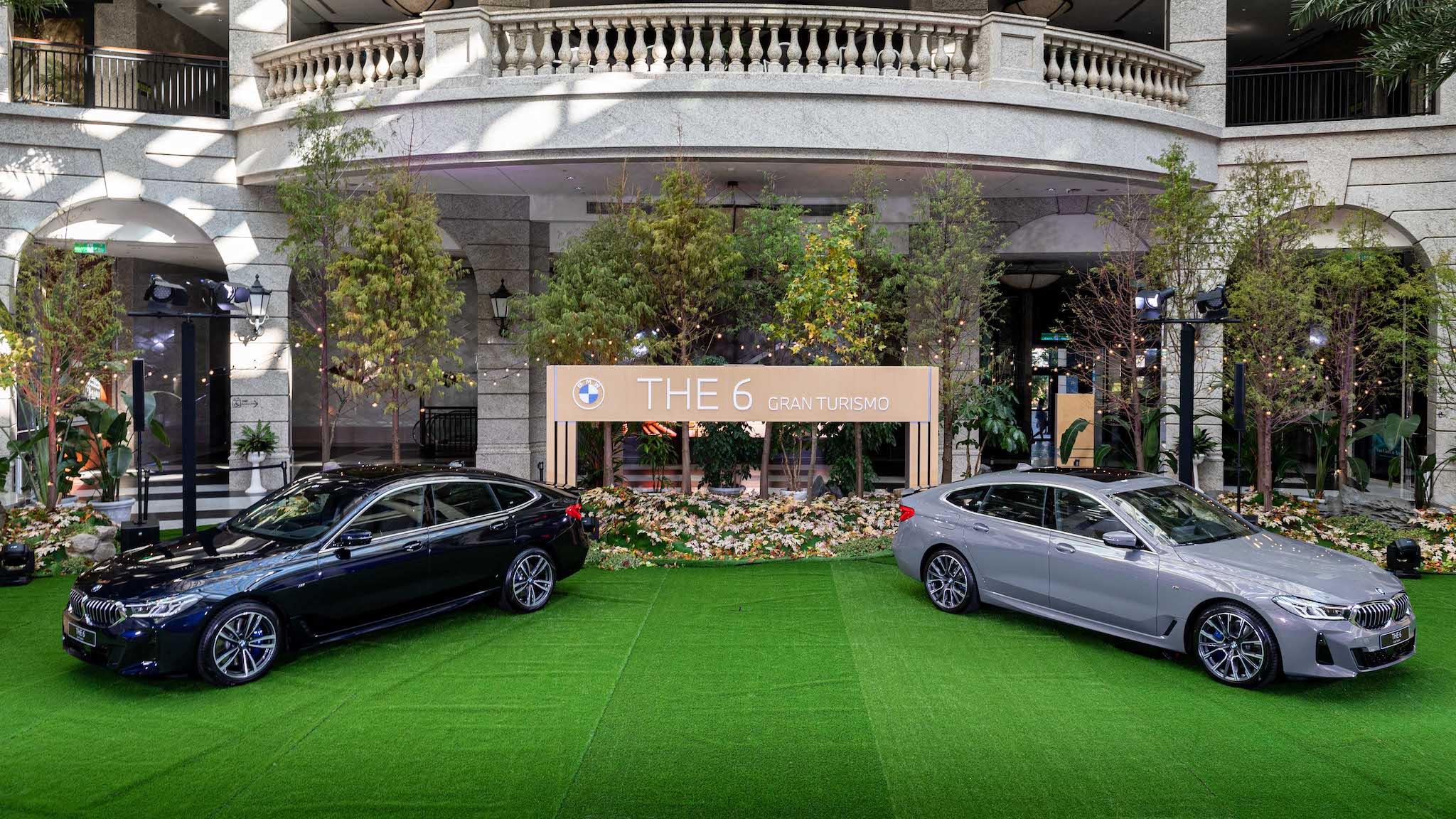 ▲ 7系列格局、旅行車機能:BMW 6系列Gran Turismo 368 萬登場