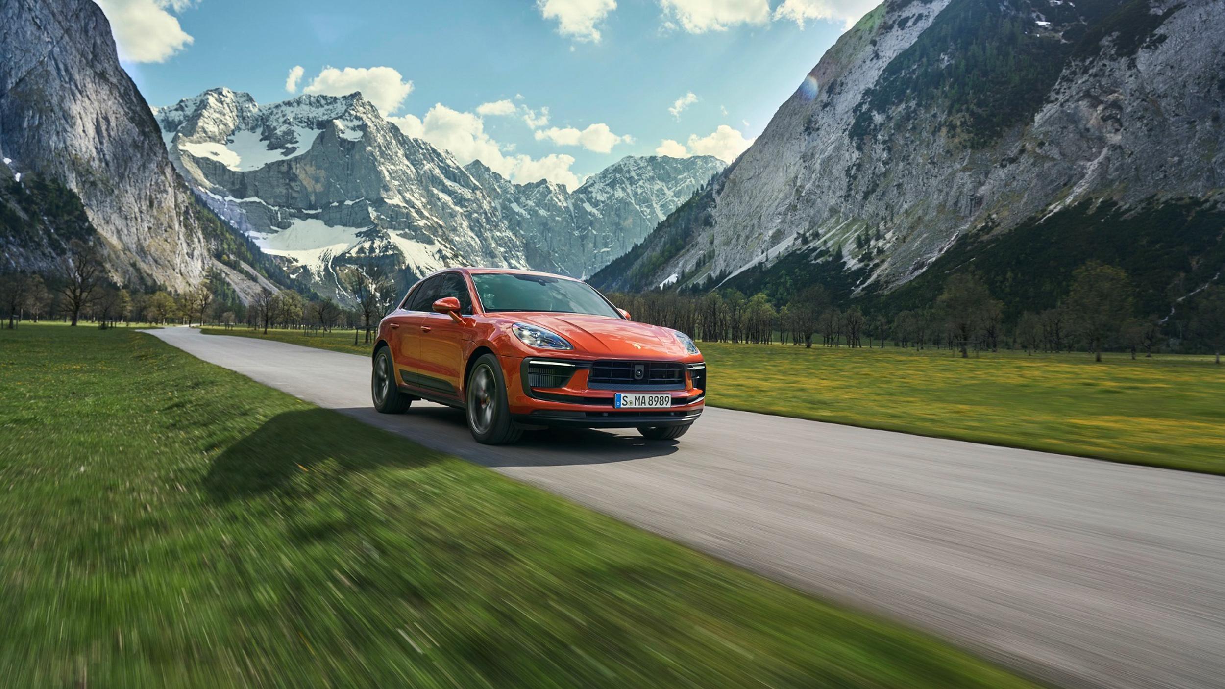 22 年式 Porsche Macan 開放預購!接單價格新台幣 284 萬元起