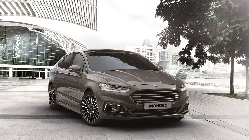 房車車型回歸,Ford Mondeo 125.9 萬起標配 Co-pilot 360 上市