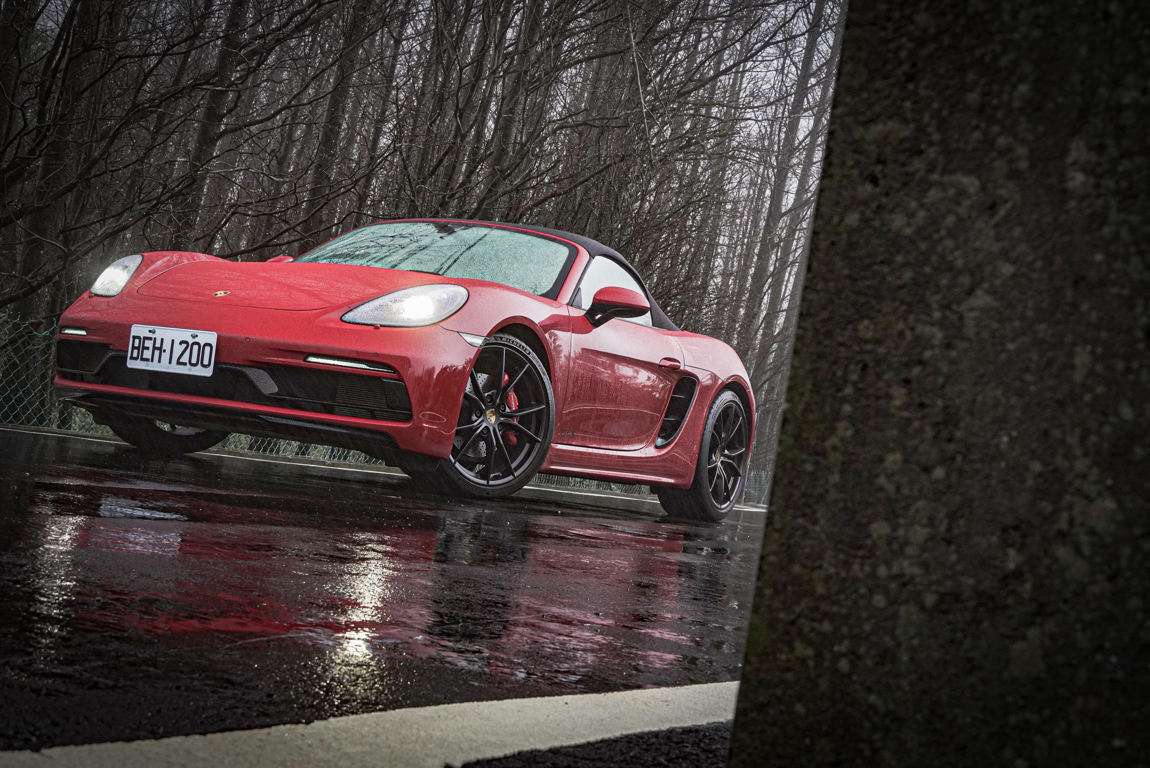 Porsche 718 Boxster GTS 售價 423 萬起。