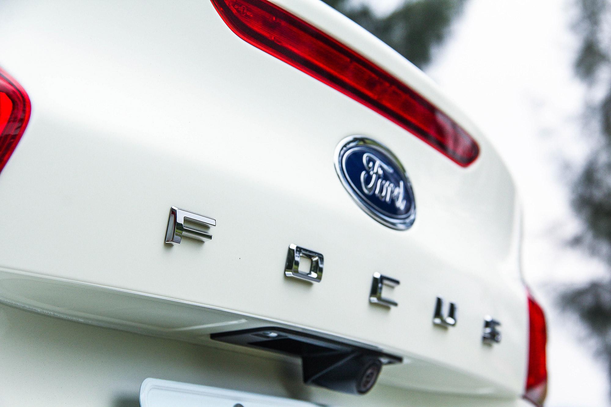 Ford 針對 Focus 推出 4D 美夢型與 5D 成真型作為入門車型。