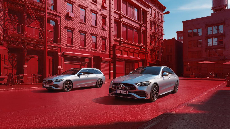 212 萬元起!Mercedes-Benz 全新 C-Class 房車/旅行車預接單價公布!9 月 15 日上市倒數
