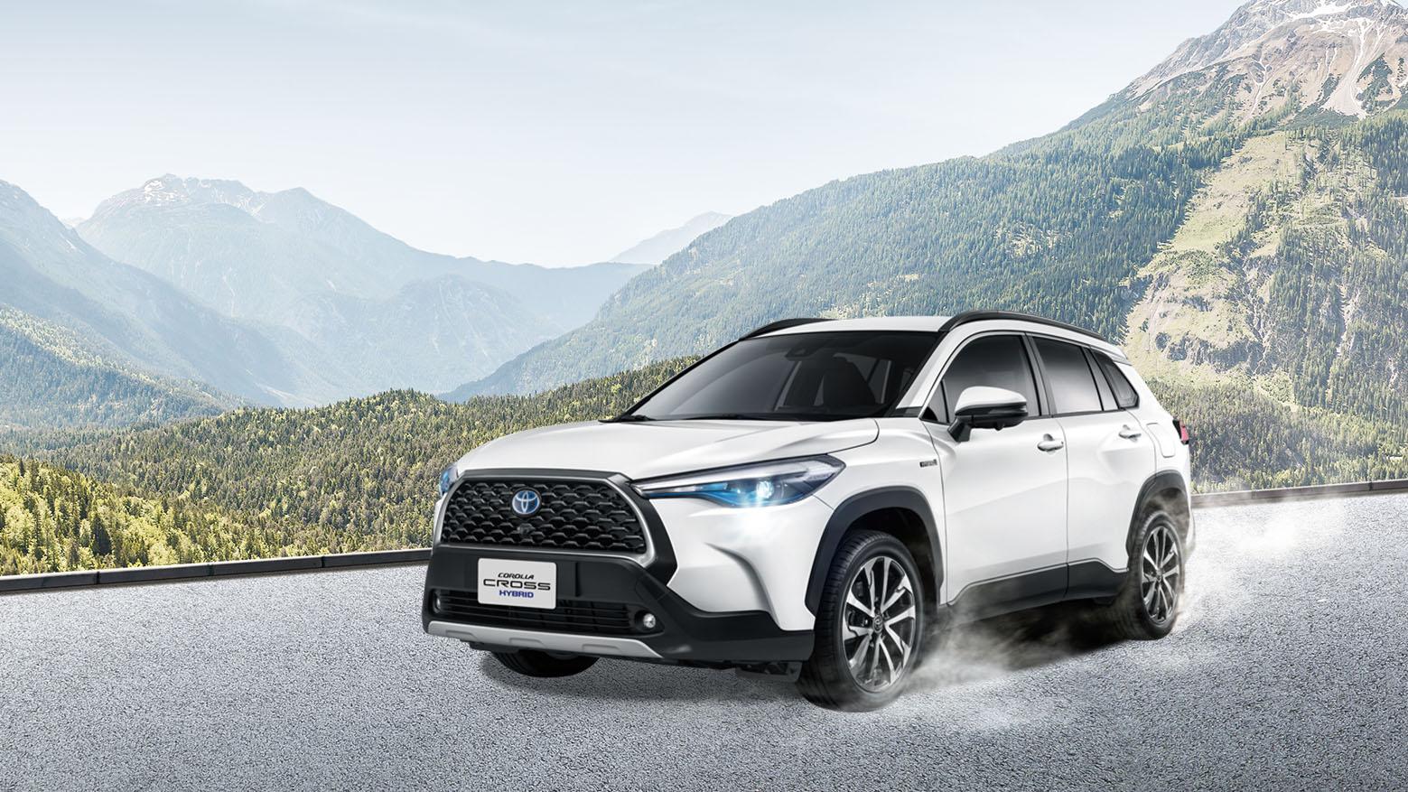 Toyota Corolla Cross 預售破 3,000 台,10/12 正式上市