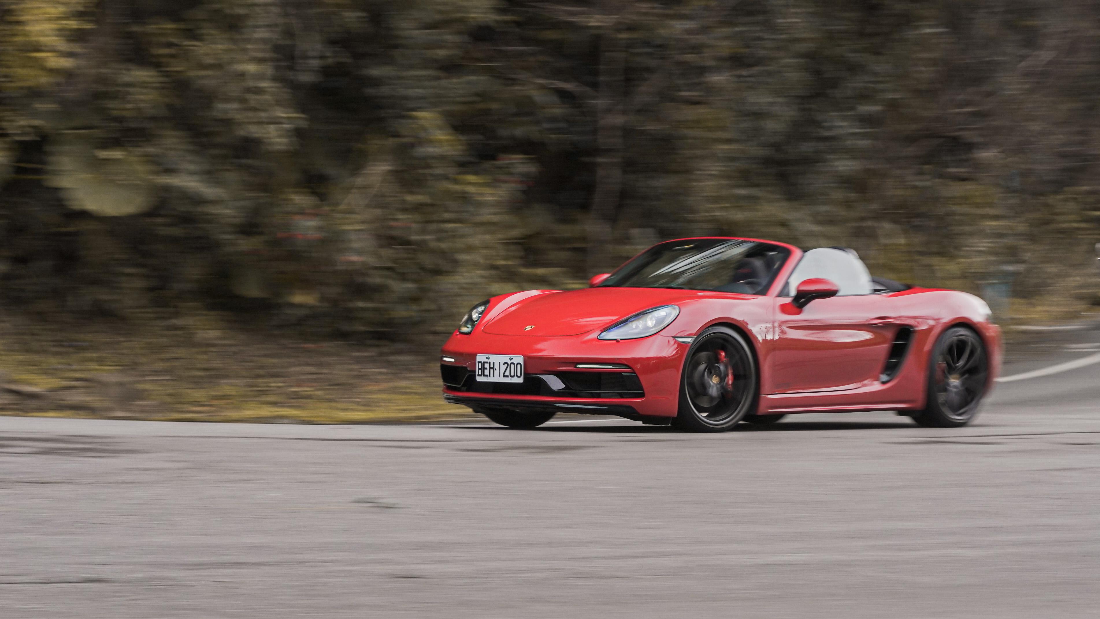 Porsche 718 Boxster GTS 不只拉風,還給你壯遊的感動