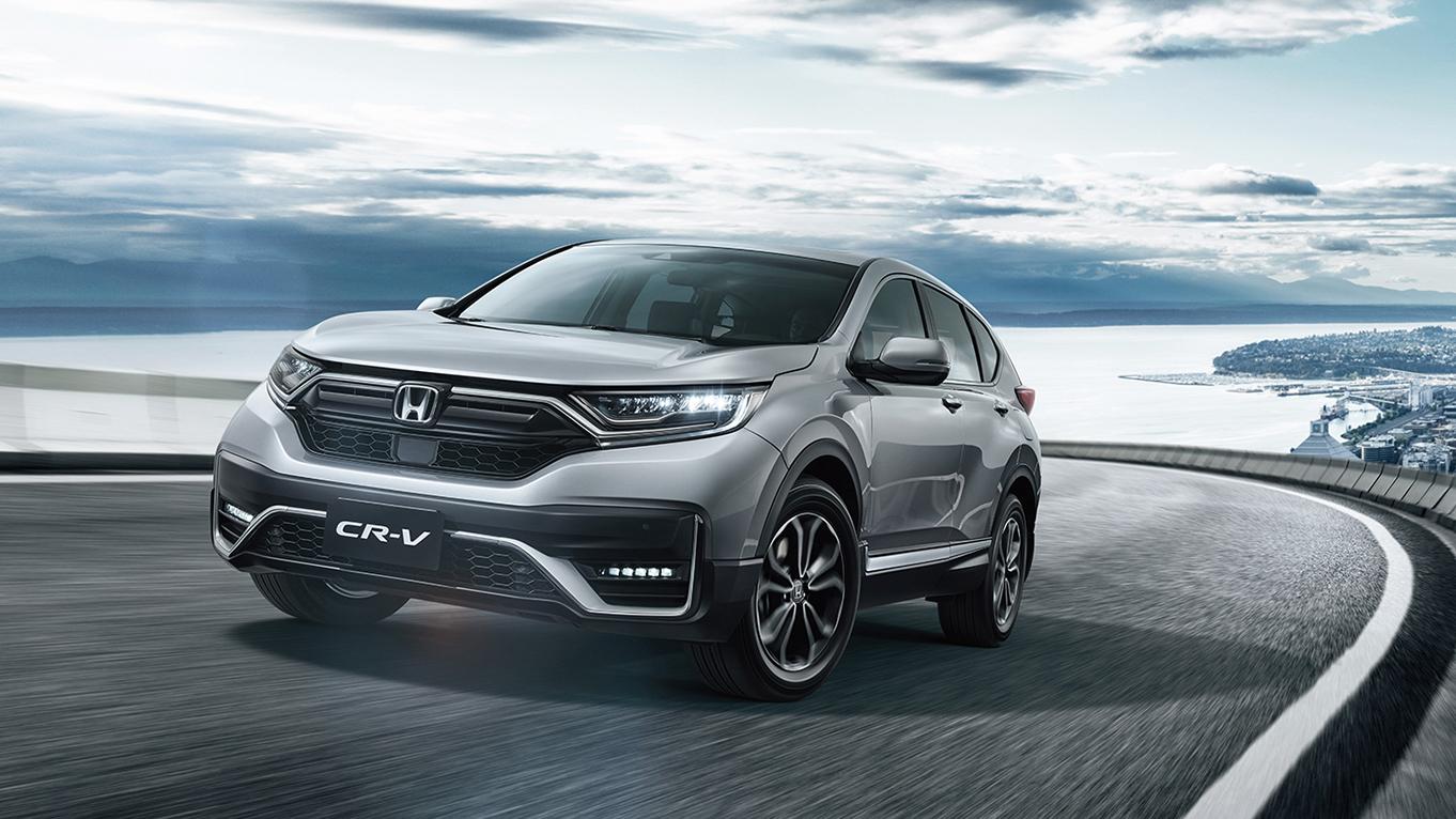 Honda CR-V 8 月以 1,367 輛衛冕國產中型休旅銷售霸主