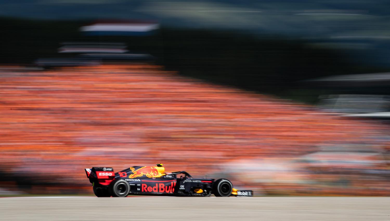睽違 13 年,Honda 再嚐 F1 分站冠軍滋味
